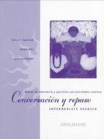9780030175220: Conversación y repaso: Manual de laboratorio y ejercicios con actividades creativas - Intermediate Spanish