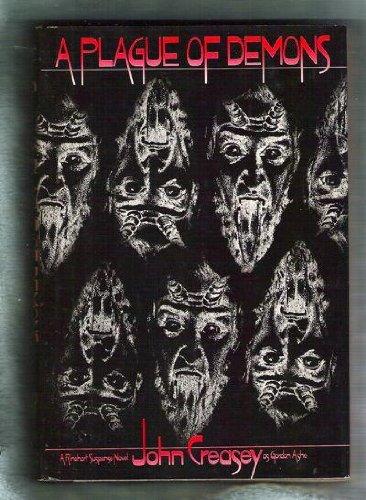 9780030175411: A plague of demons (A Rinehart suspense novel)