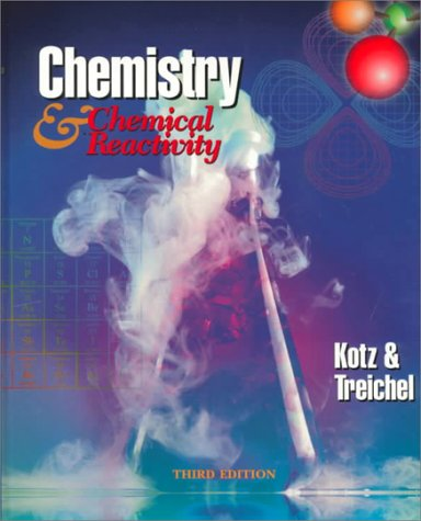 9780030176173: Chemistry & Chemical Reactions