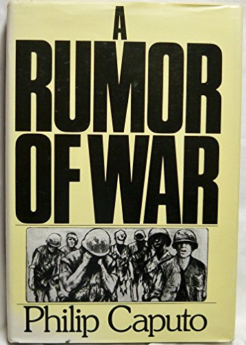 9780030176319: A Rumor of War