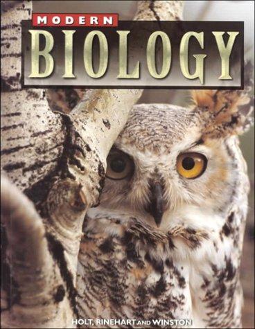 9780030177446: Modern Biology