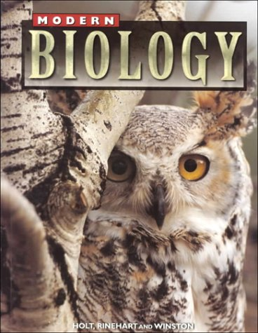 Modern Biology: Towle, Albert