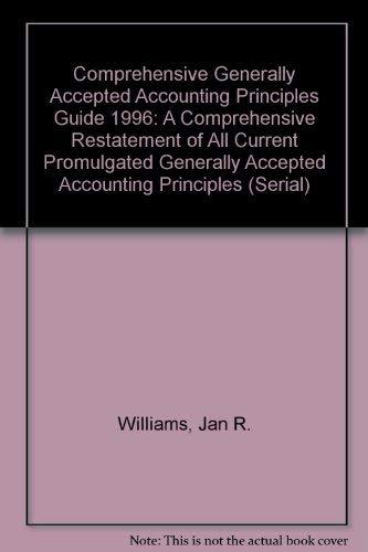 9780030177699: Gaap Guide 1996 (Serial)
