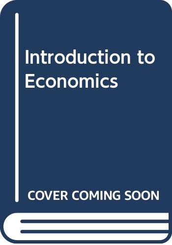 9780030178474: Introduction to Economics