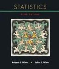 9780030178887: Statistics