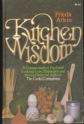 9780030179068: Kitchen Wisdom
