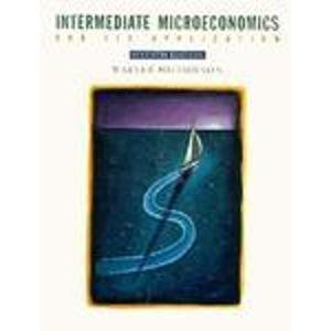 9780030179181: Intermediate Microeconomics