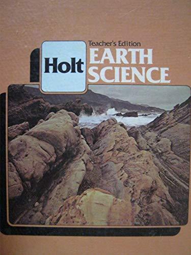 9780030179662: HOLT Earth Science (Teacher's Edition)