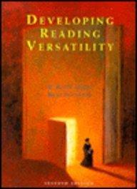 9780030180682: Developing Reading Versatility