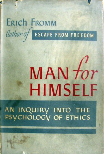 9780030184314: Man from Himself: An Inquiry Into the Psychology of Ethics