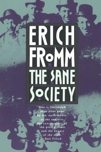 9780030184468: The Sane Society