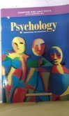 9780030185830: PSYCHOLOGY PRINCIPLES IN PRACTICE:STUDY SKILLS AND WRITING GUIDE WITH ANSWER KEY