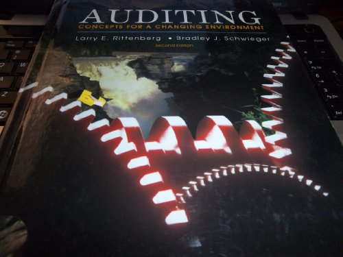 9780030185984: Auditing: Concepts for a Changing Environment (Dryden Press Series in Accounting)