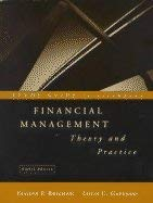 9780030186899: Financial Management: Theory and Practice