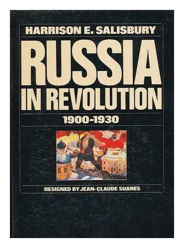 9780030187063: Russia in Revolution, 1900-1930