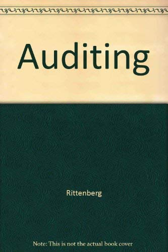 9780030187131: Auditing