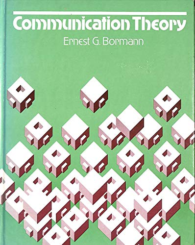 9780030190865: Communication Theory