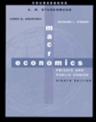 9780030193149: Macroeconomics: Private and Public Choice