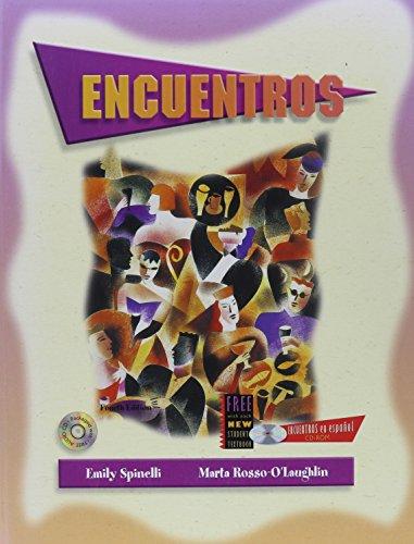 9780030196775: Encuentros