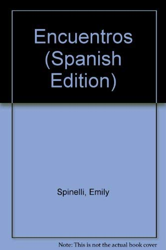 9780030196782: Encuentros (Spanish Edition)