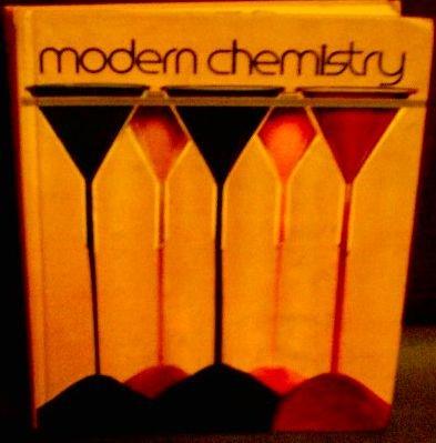 9780030198168: Modern Chemistry