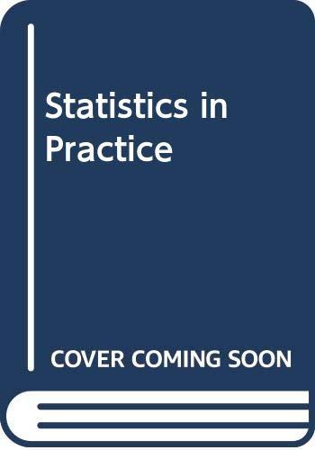 9780030198496: Statistics in Practice
