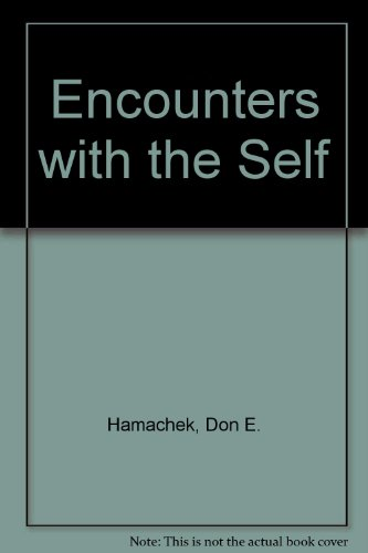 9780030198519: Encounters with the Self