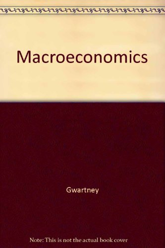 9780030198823: Macroeconomics : Private and Public Choice