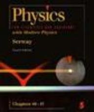 9780030200496: Physics for Scientists & Engineers With Modern Physics (Saunders Golden Sunburst Series)