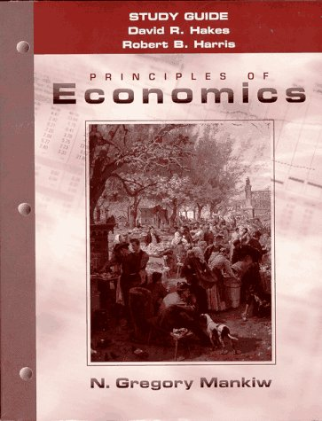 9780030201929: Principles of Economics (Study Guide)