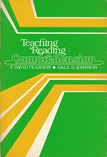 9780030202810: Teaching Reading Comprehension