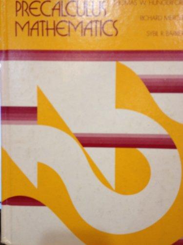 9780030203466: Precalculus Mathematics