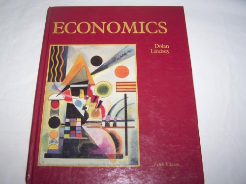 9780030203770: Economics/Text and Graphpac (The Dryden Press series in economics)