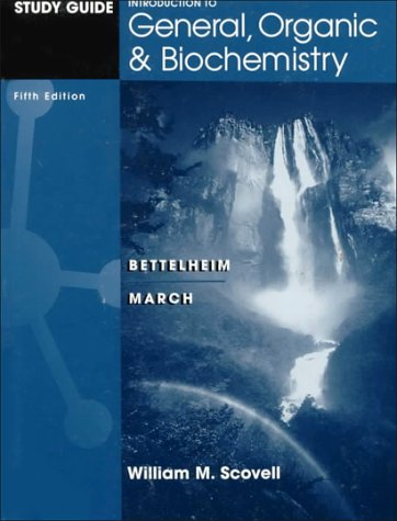 9780030204371: Introduction to General, Organic and Biochemistry