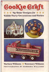 9780030204517: Cookie craft: No-bake designs for edible party favors and decorations (Holt owlet)