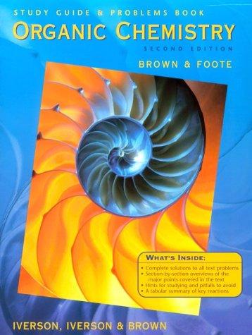 9780030204531: Organic Chemistry (Study Guide & Problem Book)