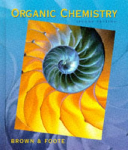 9780030204586: Organic Chemistry
