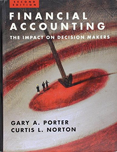 9780030204838: Financial Accounting (The Dryden Press series in accounting)