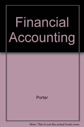 9780030204845: Financial Accounting