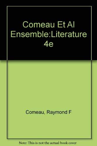 9780030205088: Ensemble Literature