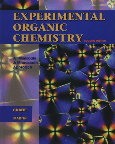 9780030206320: Experimental Organic Chemistry: A Miniscale and Microscale Approach (Saunders Golden Sunburst Series)