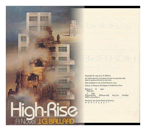 9780030206511: High-Rise