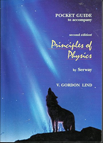 9780030206641: Pocket Guide to Accompany Principles of Physics