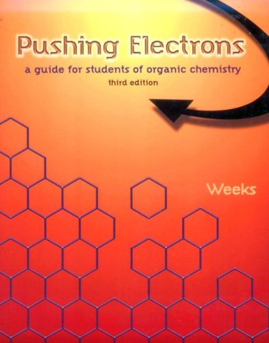9780030206931: Pushing Electrons: A Guide for Students of Organic Chemistry