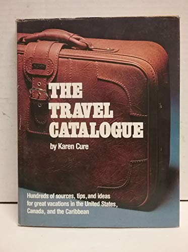 9780030207112: The travel catalogue