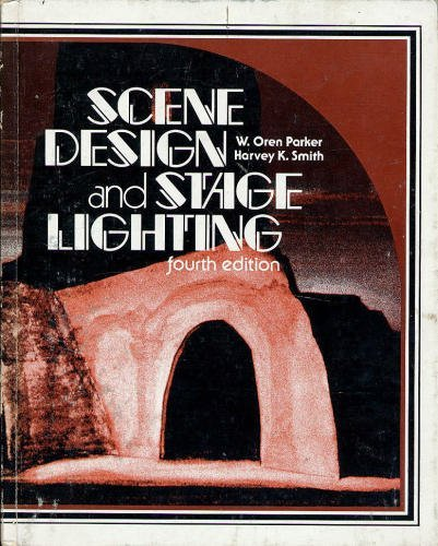 9780030207617: Scene Design and Stage Lighting