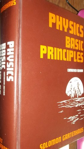 9780030209567: Physics: Basic Principles