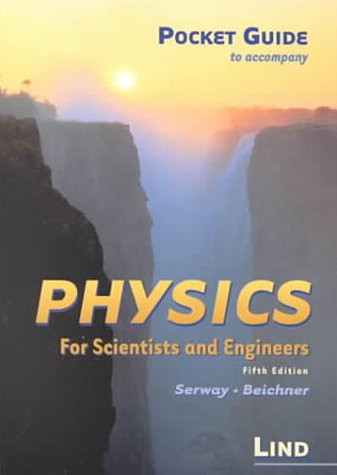 9780030209741: Physics for Scientists and Engineers (Pocket Guide)