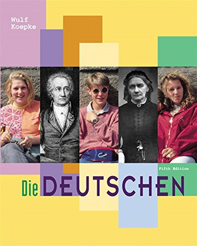 9780030210396: Die Deutschen (World Languages)
