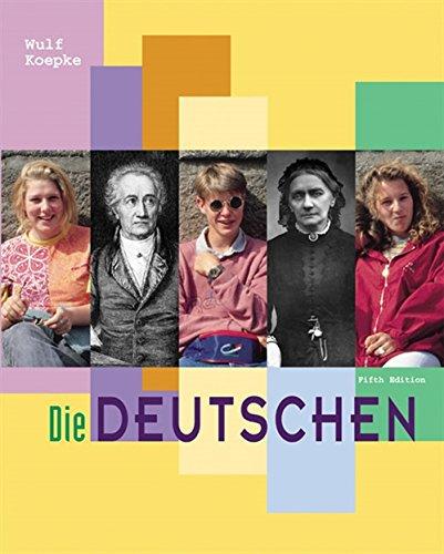 9780030210396: Die Deutschen (World Languages)